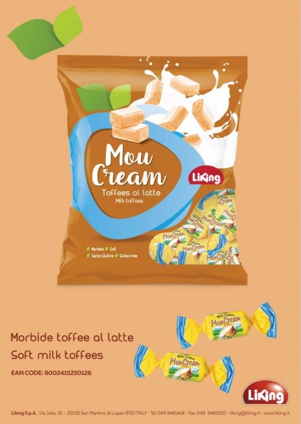 Mou cream